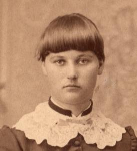 Ovidia Olesdatter, 1885